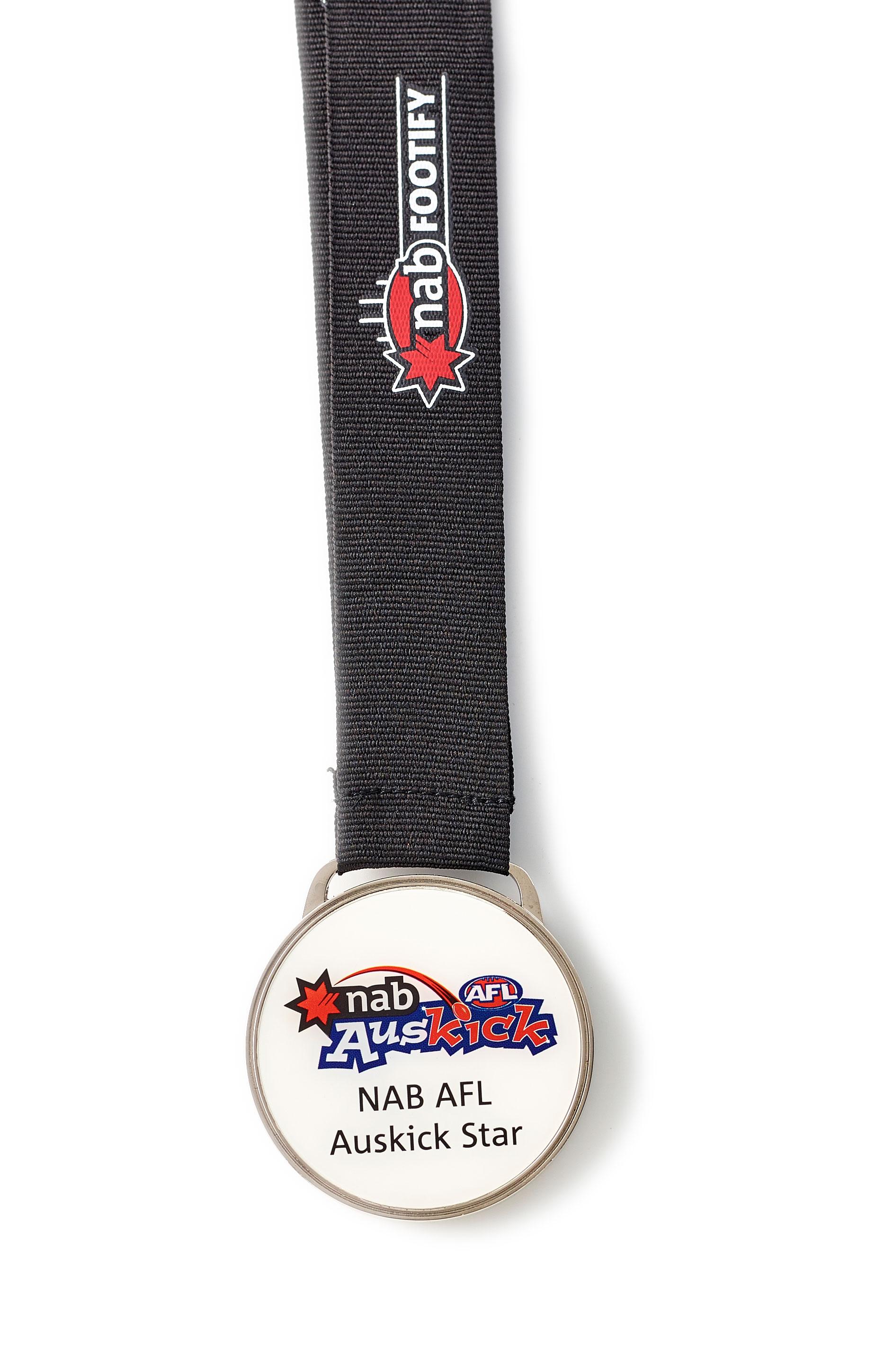 NAB medal