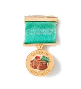 Order of Australia Medallion
