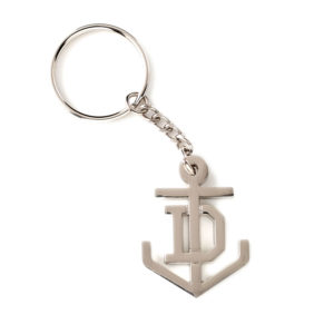 Silver-Cut-out-keyring